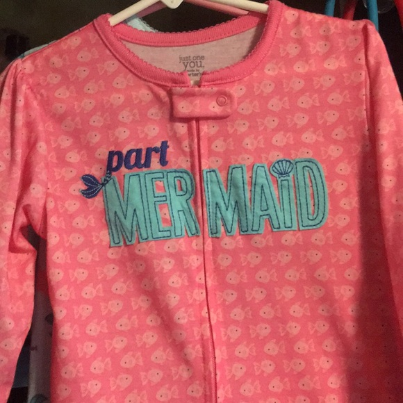 Carter's Other - SOLD!!! Just one you toddler PJ's!